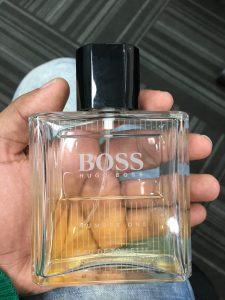 number one hugo boss