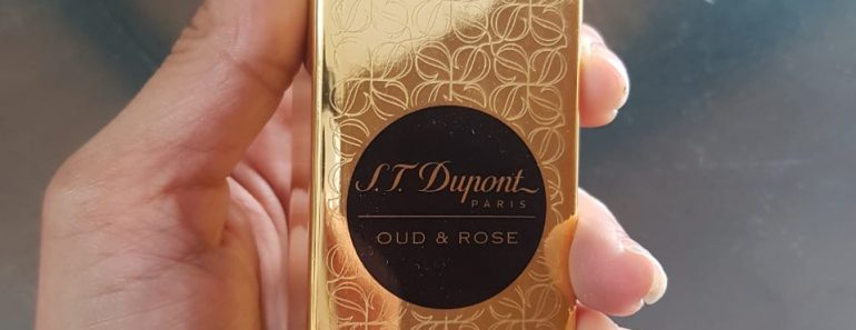 oud and rose